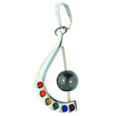 Model GPP0063 Gay Pride Pendant